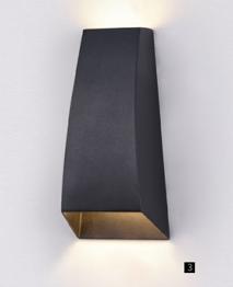 Lampa Ścienna Ogrodowa Maytoni O582WL-L6B