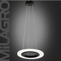 Lampa wisząca Milagro Cosmo 345