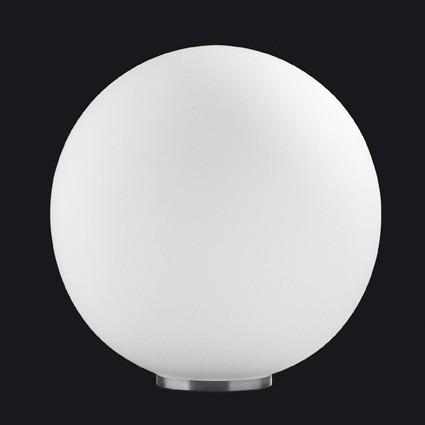 Lampka IDEAL LUX Mapa TL1 D40 Bianco