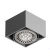Cleoni Tuz T019C4Sh Plafon Czarny 116